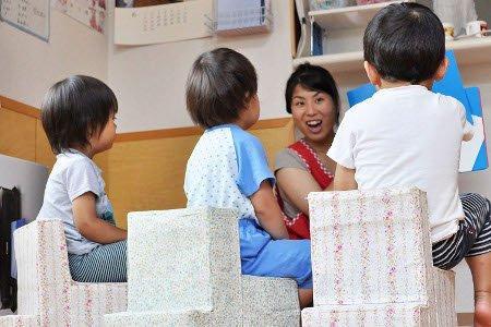地域とともに一人ひとりを大切に育てる保育室「おおぞらどんぐり保育室」