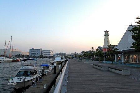 横浜ベイサイドマリーナ