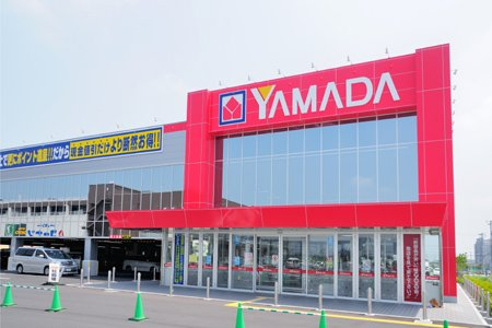 ヤマダ電機 テックランド流山店