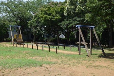 「流山市総合運動公園」