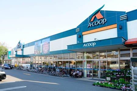 Aコープ 原宿店