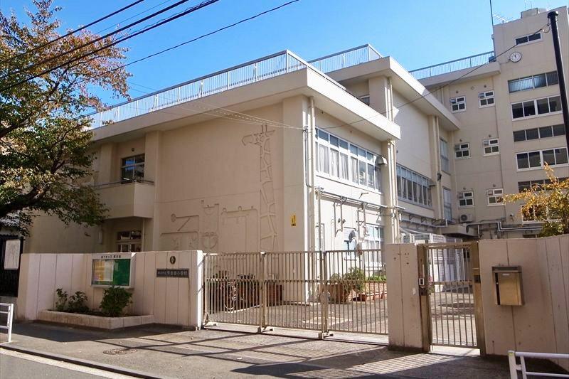 通学区の「横浜市立南吉田小学校」